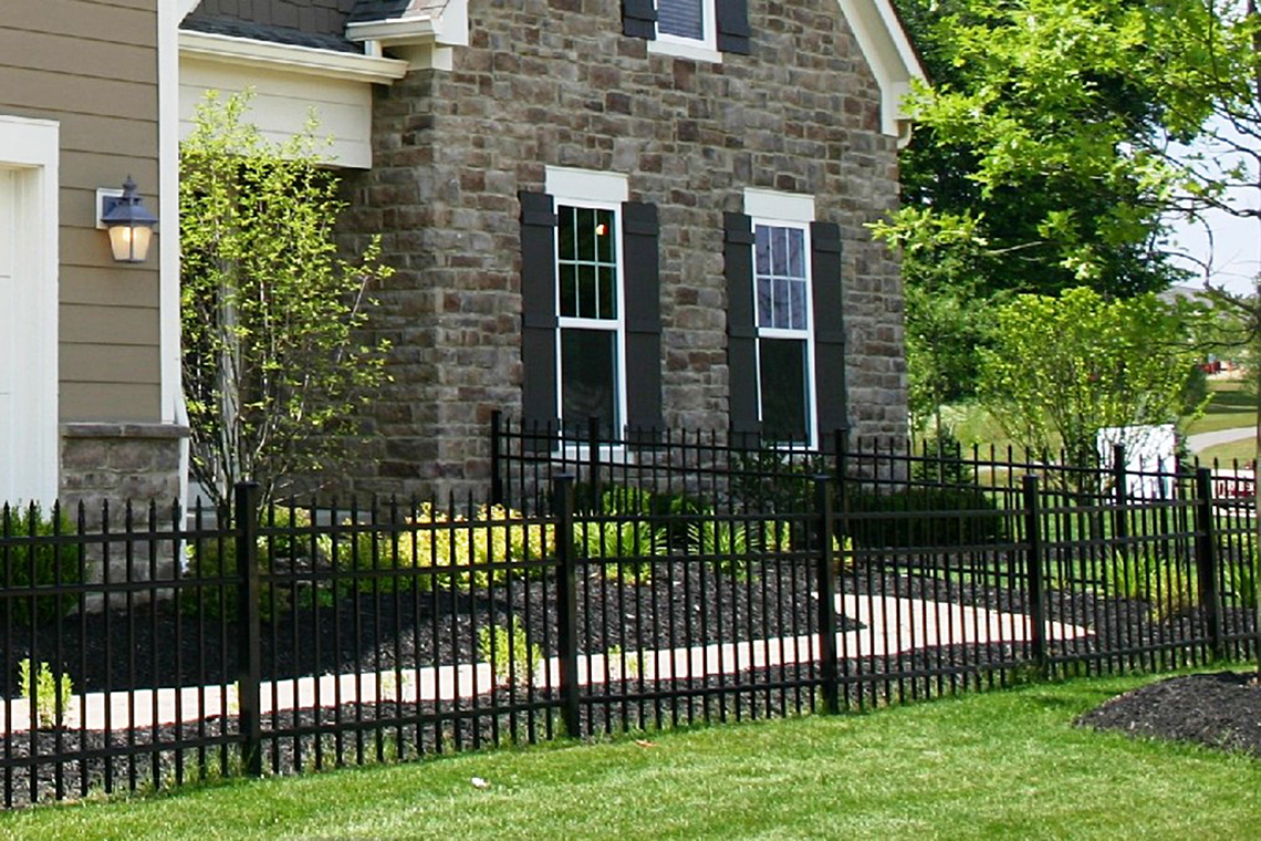 residential fencing raleigh